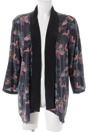 Jadicted Kimono florales Muster Casual-Look