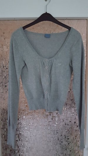 Arizona Cardigan light grey-grey