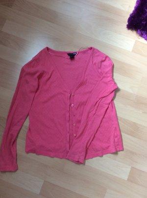 H&M Shirt Jacket salmon-pink