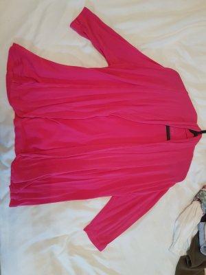 Shirt Jacket raspberry-red