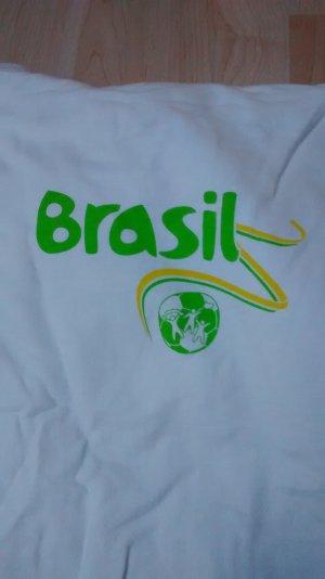 Giacca fitness verde chiaro-bianco