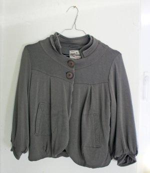 Jäckchen mit Jerseystoff Blazer Blouson Style
