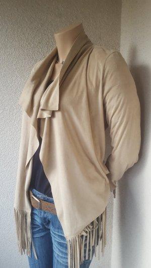 Malvin Shirt Jacket beige