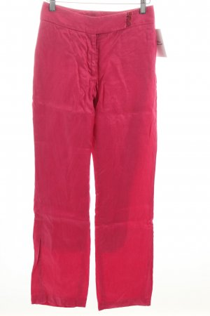 Jaeger Leinenhose pink Casual-Look