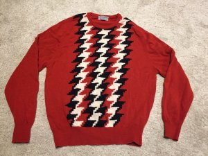 Jaeger London Vintage Pullover Gr.M Wolle