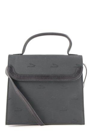Jaguar Minitasche dunkelgrün-schwarz minimalistischer Stil