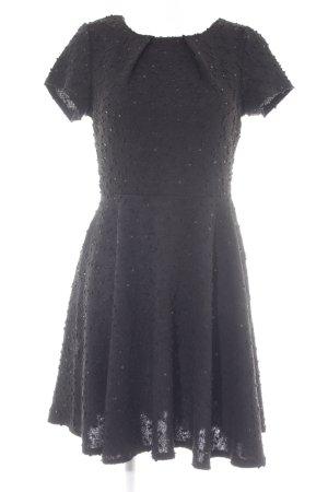Jake*s A-Linien Kleid schwarz Elegant
