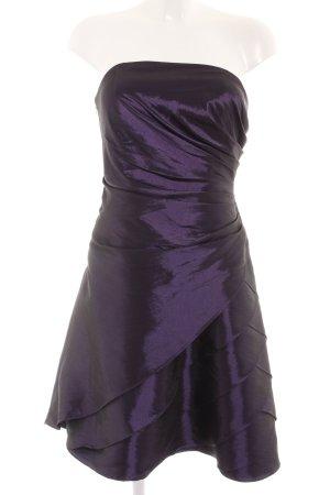 Jake*s Abendkleid dunkelviolett Elegant