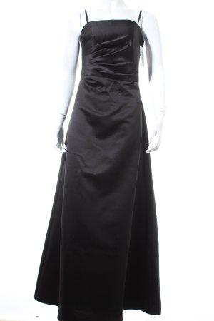 Jake*s Abendkleid schwarz klassischer Stil