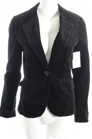Jake*s Blazer schwarz Casual-Look