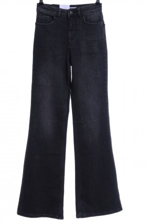 Jake*s Boot Cut Jeans black casual look