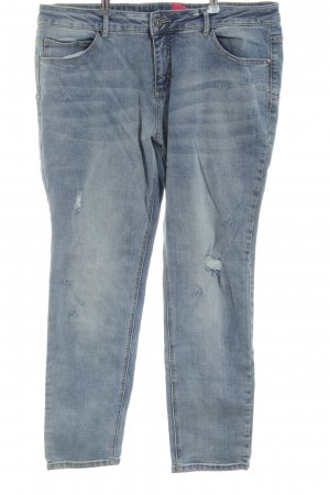 Jake*s Boyfriend Jeans blue casual look
