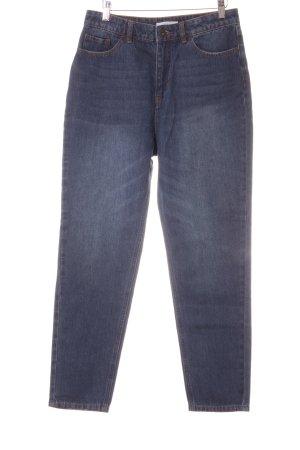 Jake*s Jeans boyfriend bleu acier style décontracté