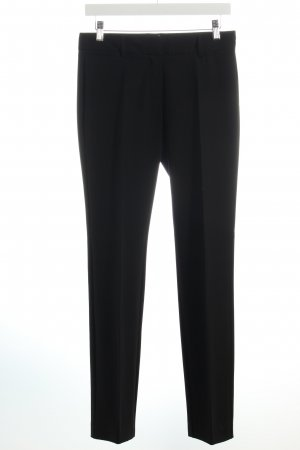 Jake*s Bundfaltenhose schwarz Business-Look