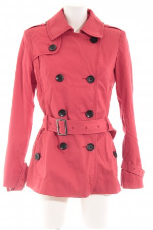 Jake*s Cabanjacke rot Business-Look