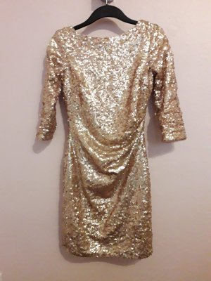 Jake's  Cocktail Kleid gold 34