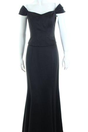 Jake*s Corsagenkleid schwarz Eleganz-Look