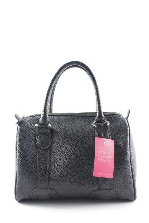 Jake*s Handtasche anthrazit Business-Look