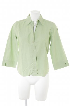 Jake*s Hemd-Bluse blassgrün Casual-Look