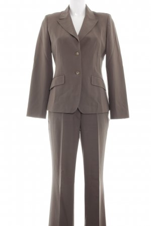 Jake*s Trouser Suit brown business style