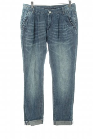 Jake*s Jeans a carota blu stile casual