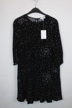 Jake's Kleid Gr. 36 schwarz weiß Punkten NEU (18/4/188)