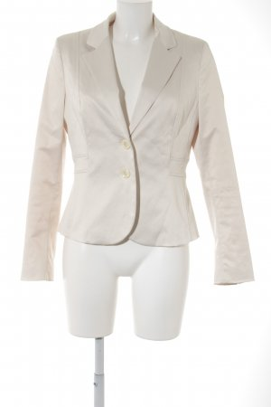 Jake*s Kurz-Blazer creme Business-Look