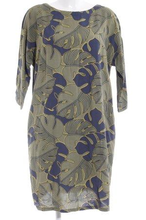 Jake*s Longsleeve Dress floral pattern casual look