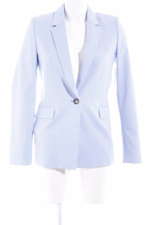 Jake*s Long-Blazer himmelblau Business-Look