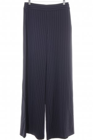 Jake*s Marlene Trousers dark blue-white pinstripe elegant