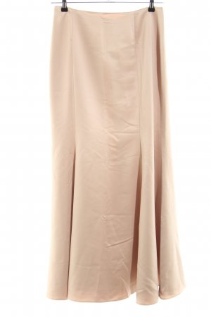 Jake*s Maxi rok nude casual uitstraling