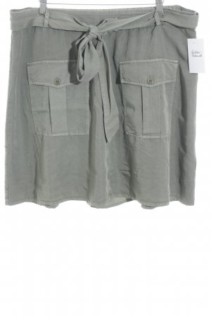 Jake*s Minirock khaki Safari-Look