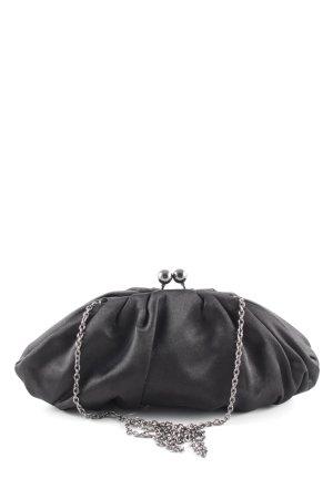 Jake*s Mini sac noir style mouillé