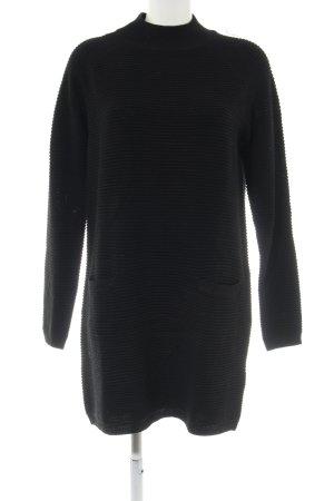 Jake*s Abito maglione nero stile casual