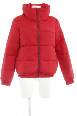 Jake*s Quilted Jacket red classic style