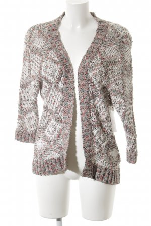Jake*s Strick Cardigan mehrfarbig Casual-Look