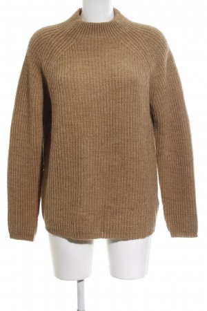 Jake*s Strickpullover beige Casual-Look
