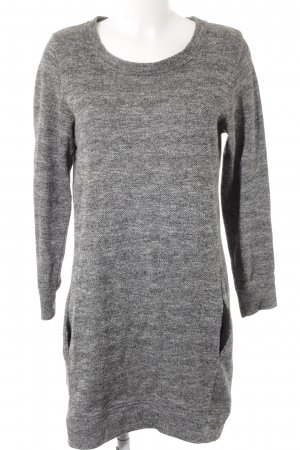 Jake*s Sweatkleid meliert Casual-Look