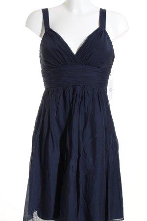 Jake*s Trägerkleid dunkelblau Elegant
