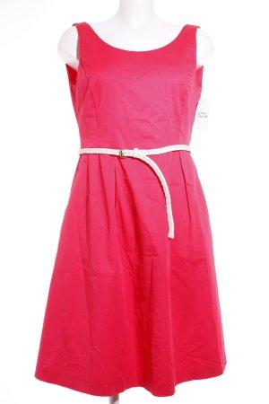 Jake*s Trägerkleid pink schlichter Stil