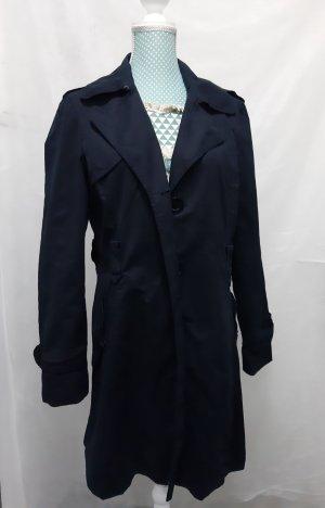 Jake's Trenchcoat, schwarz in der Größe 44
