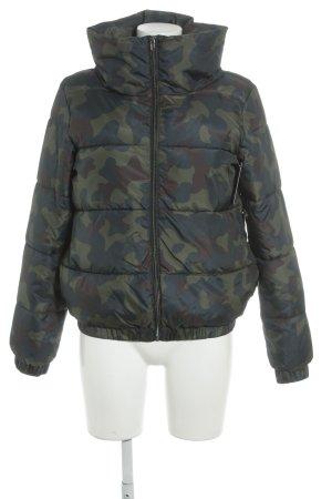 Jake*s Winterjacke Camouflagemuster Street-Fashion-Look