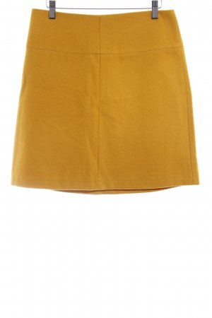 Jake*s Wollrock goldorange Casual-Look