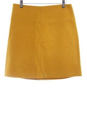 Jake*s Gonna di lana giallo-oro stile casual
