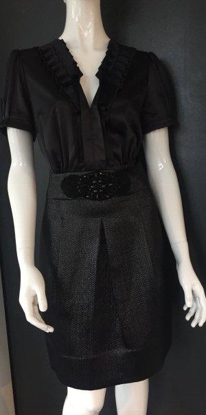 Jakes Abendkleid Schwarz Gr. DE 42