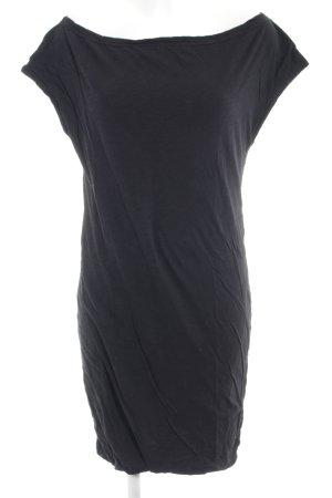 James Perse Shirtkleid schwarz Casual-Look