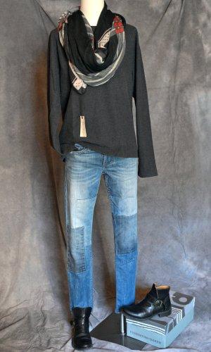 James Perse Sweatshirt multicolore coton