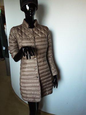 Jan Mayen Quilted Coat beige