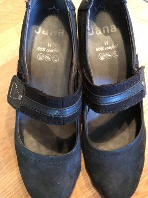 Jana Pumps Größe 40, schwarz