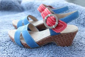 **Jana Sandaletten aus echtem Leder**